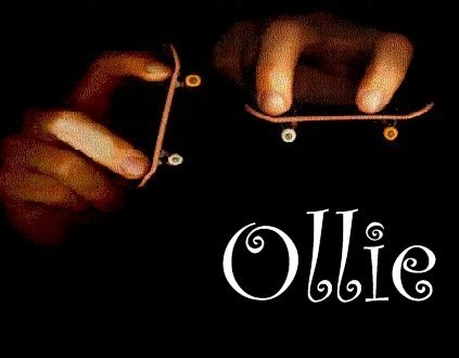 fingerboard_ollie